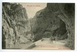 Vallée De L'Aude Entrée De La Pierre Lys Le Trou Du Curé - Altri Comuni