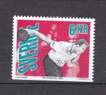 BOWLS Europa Championship SWEDEN 1993