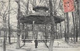 Bourg (Ain) - Le Kiosque De La Musique - Edition N.G. - Bourg-en-Bresse