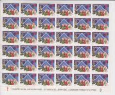 Canada Kerstvignetten 1975 36 Stuks ** - Unused Stamps