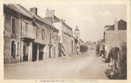 Argentré-du-Plessis (Ile-et-Vilaine) - L'Arrivée De Vitré - Carte N°3 - Other Municipalities