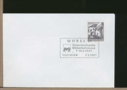 AUSTRIA - MOBEL  MOBELMESSE  -  ESPOSIZIONE  MOBILI - Fabbriche E Imprese