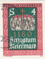 Austria 1980 - Yt 1477 Used - 1945-.... 2nd Republic