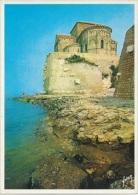 Talmont, L´église - France
