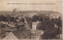 MONTBELIARD VUE GENERALE PRISE DE LA PETITE HOLLANDE - Montbéliard