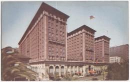 USA, The Biltmore Hotel, Los Angeles, California, unused Postcard [16617]