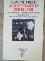 Sigmund Freud Das Unbehagen In Der Kultur Psychologie Fischer 1997 - Psychologie