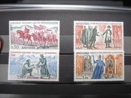 ANDORRE - Lot De Bonnes Valeurs - Luxes - A Voir - P 16340