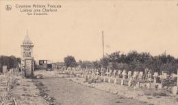 Cimetiere Militaire Français Thuin / Biercee / Ragnies / Lobbes Heuleu - Lobbes