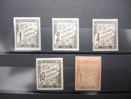 COLONIES GENERALES - Lot De Taxes * - A Voir - P 16342 - Postage Due