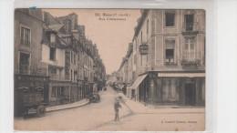 22 - DINAN / RUE CLEMENCEAU - Dinan