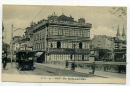 64.Pau.Rue Bordenave D'Abère. - Pau