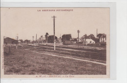 22 - LOUDEAC / LA GARE - Loudéac