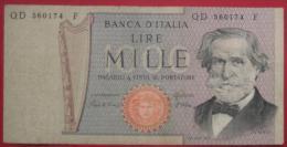 1000 Lire 1980 (WPM 101g) - [ 2] 1946-… : République