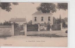 21 - IS SUR TILLE / PAVILLON D'URANIE