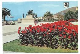 AJACCIO, PLACE DE GAULLE, LE MONUMENT DE NAPOLEON ET SES 4 FRERES - Corse Du Sud (20) (2A) - Circulé 1991 - Ajaccio