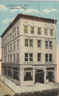 5pk667: Lawrence Savings Bank Lawrence, Mass.... Small Faults.... - Lawrence