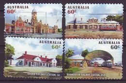AUSTRALIEN - 2013 - MiNr. 4031 - 4034 - Gestempelt - 2010-... Elizabeth II