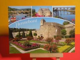 Hennebont - Les Rives Di Blavet, Porte Prison Et Remparts - 56 Morbilan - Non Circulé - Hennebont
