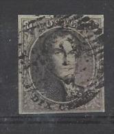 Nr 3 Gestempeld - 1849-1850 Médaillons (3/5)