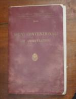 """ITALIA REGNO 1939 LIBRO MILITARE """"SEGNI CONVENZIONALI ED ABBREVIAZIONI"""" - Libri"""
