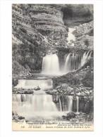 Carte postale - LE LIBAN Sources et chutes du Nahr Brahim � AJKA (collection des vues de tout l'Orient)