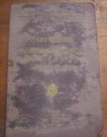 """ITALIA REGNO 1938 LIBRO MILITARE """"NORME GENERALI PER L'ORGANIZZAZIONE DEI SERVIZI IN GUERRA"""""""" - Libri"""