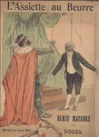 L'Assiette Au Beurre - Old Paper