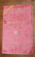 """ITALIA REGNO 1938 LIBRO MILITARE """"L'IMPIEGO DELLE UNITA' CARRISTE"""" - Libri"""