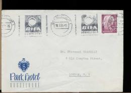 GERMANY - DUSSELDORF  -  GIFA 56 - Fabbriche E Imprese