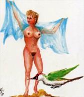 """ILLUSTRATEUR /   NEMOS 1990  / """"      ILL 349  """"   ED    CPSM 10 X 15 - Andere Zeichner"""