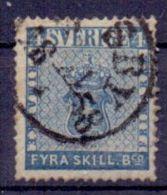 Schweden Mi. 2 Gest. (€ 60,00) - Ansehen!! - Suède