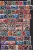 Egypt 1923-1958 Small Selection (please Read Description) 160115 - Égypte