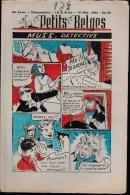 Hebdo.  PETITS BELGES.    N°28     18 Novembre 1945.   (BD-Musc Détective - Klik Le Petit Lutin) - Kranten
