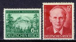 Deutsches Reich - Mi-Nr 855/856 Postfrisch / MNH ** (B1026) - Germany