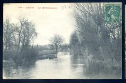 Cpa Du 80 Amiens  -- Les Hortillonnages  FEV16 3 - Amiens
