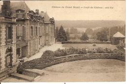 91 - Orsay - Château Du Grand Mesnil - Profil Du Château - Côté Est - Orsay