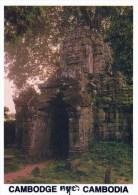 1 AK Kambodscha * Tempel Ta Som Im Archäologischen Park Von Angkor Erbaut 1190–1210 - Seit 1992 UNESCO Weltkulturerbe - Kambodscha