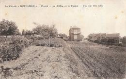 Dinard (Ile-et-Vilaine) - La Colonie Guynemer - Le Jardin Et Le Champ - Vue Sur L'Ile-Celée - Dinard