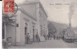 LODEVE La Gare - Lodeve