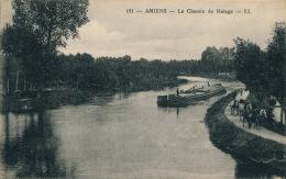 AMIENS - Le Chemin De Halage - Amiens