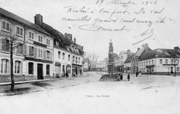 CRECY :le Bourg - Crecy En Ponthieu