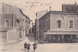 MEZE Rue Du Port - Mèze
