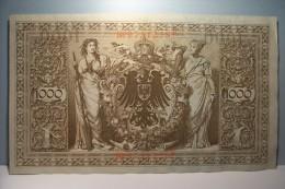 1000 MARK --- BERLIN 1910 - [ 2] 1871-1918 : Empire Allemand
