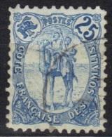 Côte Des Somalis N° 60 - Costa Francese Dei Somali (1894-1967)