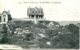 N°47160 -cpa Landemer -la Roche Airel- - Autres Communes