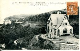 N°47162 -cpa Landemer -châlet Roche Airel- - Autres Communes