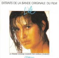 "B-O-F  Karina Lombard  ""  L'ile  "" - Filmmusik"
