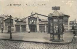 France - 17 - La Rochelle - Le Marché Aux Comestibles - La Rochelle