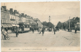 AMIENS - Le Boulevard D'Alsace Lorraine - Amiens